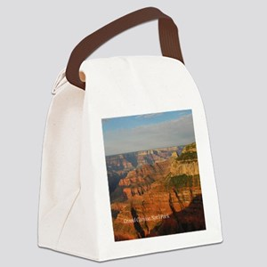 Grand Canyon Canvas Lunch Bag