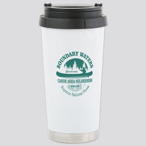 Boundary Waters Travel Mug