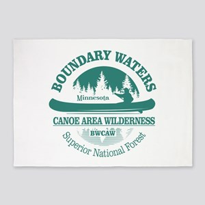Boundary Waters 5'x7'Area Rug