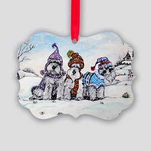 Christmas 8x12 Picture Ornament