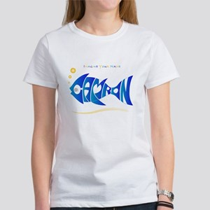 Camron blue fish Women's T-Shirt