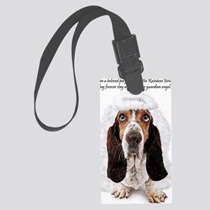 Loss of Pet Card Large Luggage Tag