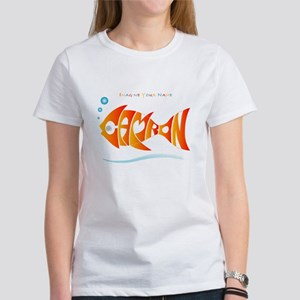 Camron orange fish (goldfish) Women's T-Shirt