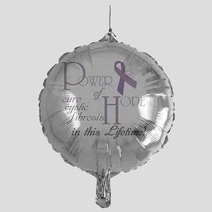 Power-of-Hope-logo Mylar Balloon