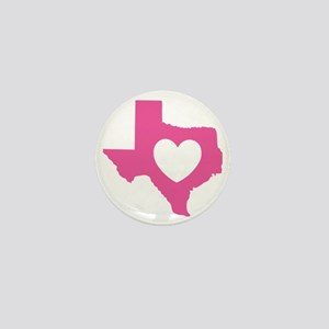 heart_pink Mini Button