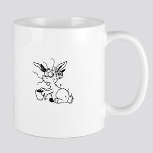 Daily Bunny - Funky Menagerie Mugs