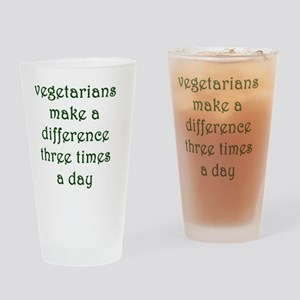 vegthree Drinking Glass