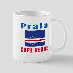 Praia Cape Verde Designs Mug