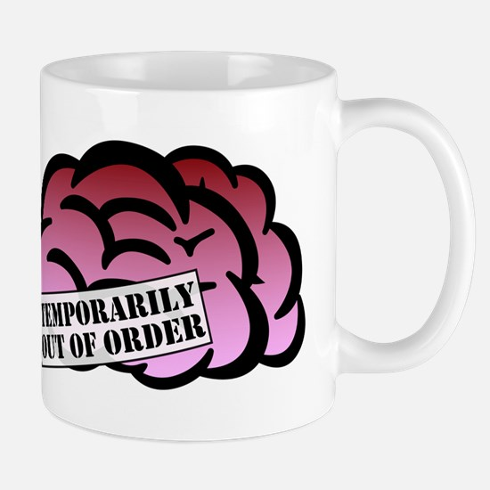 Out of Order Mugs