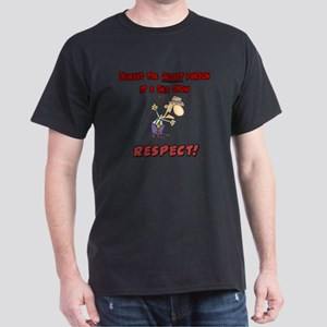 Old-respect red Dark T-Shirt