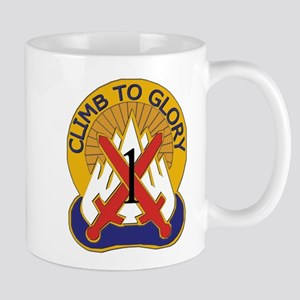 DUI - 1st BCT - Warrior Brigade Mug