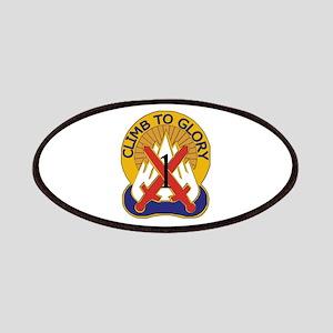 DUI - 1st BCT - Warrior Brigade Patches