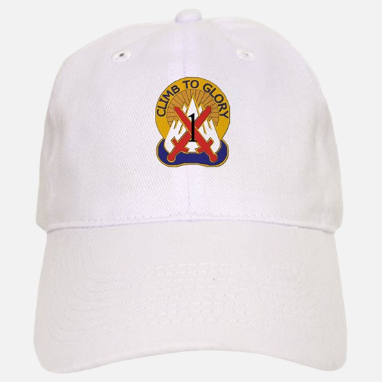 DUI - 1st BCT - Warrior Brigade Baseball Baseball Cap