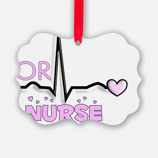 OR Nurse Ornament