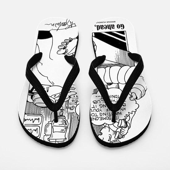 GALGoodwin04 Flip Flops