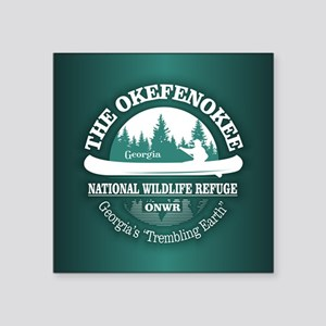 Okefenokee Sticker