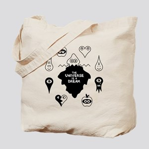 Iceberg Logo Tote Bag
