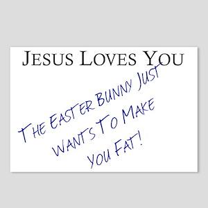 Jesus Easter Postcards (Package of 8)