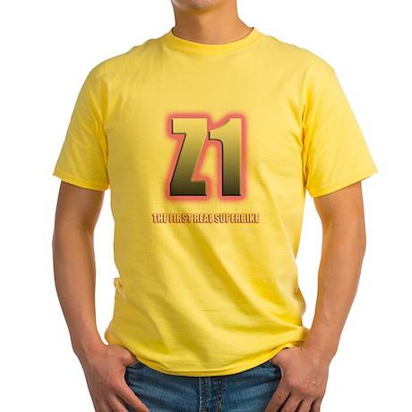 2-Z1 Yellow T-Shirt