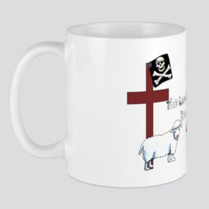 Not A Mindless Sheep Mug