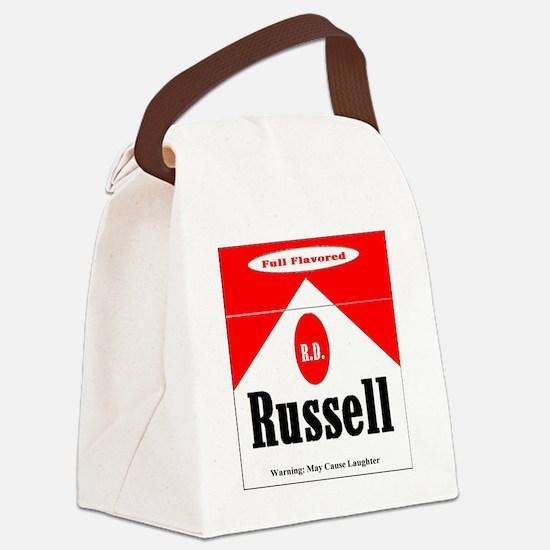 hrtioheto Canvas Lunch Bag