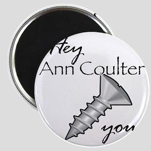 ann coulter_sc Magnet