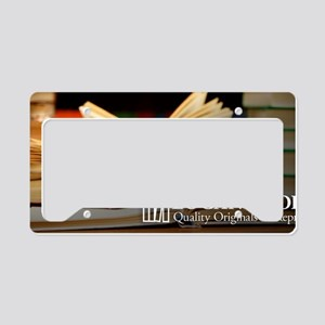 cp212 License Plate Holder