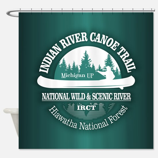 Indian River CT Shower Curtain