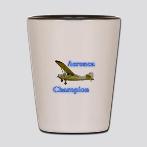 Aeronca Champion Shot Glass
