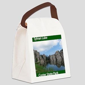Sylvan Canvas Lunch Bag
