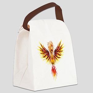 phoenixtransparent Canvas Lunch Bag