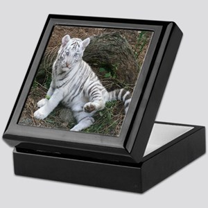tiger2 Keepsake Box
