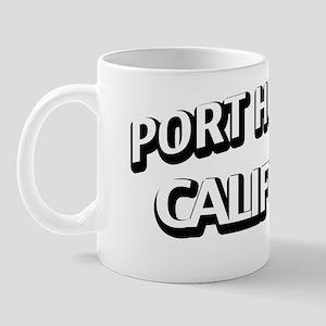 Port Hueneme Mug