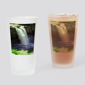Snoqualmie Falls Washington State11 Drinking Glass