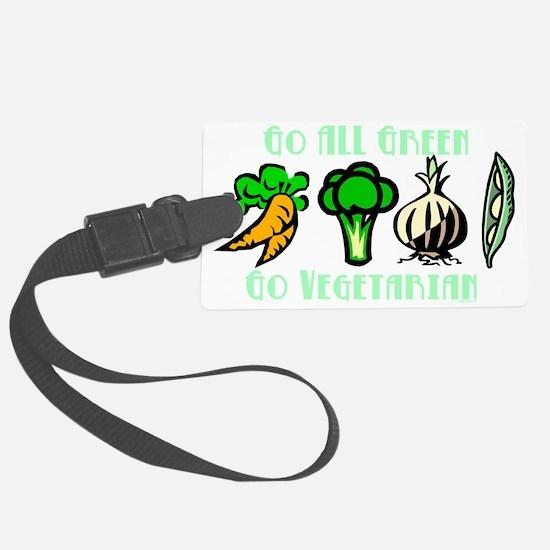 Go ALL Green 2.1 Luggage Tag