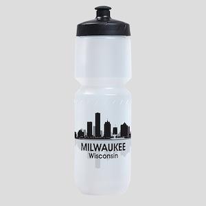 Milwaukee Skyline Sports Bottle