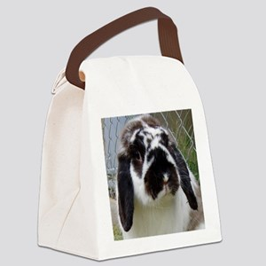 Isabunny Mousepad Canvas Lunch Bag