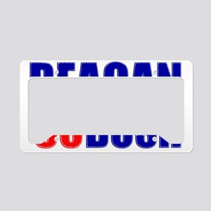 reaganblue3 License Plate Holder