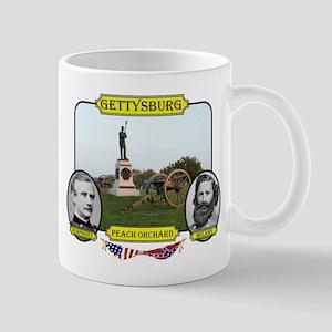 Gettysburg-Peach Orchard Mugs