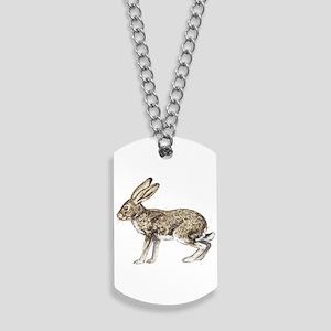 Jack Rabbit Dog Tags