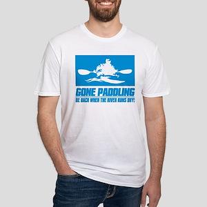 iPaddle (Gone Paddling) T-Shirt