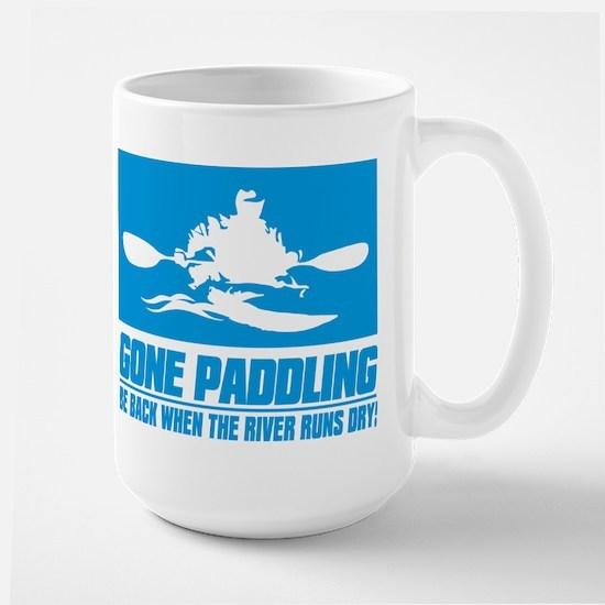 iPaddle (Gone Paddling) Mugs
