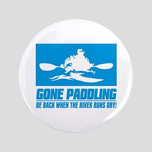 """iPaddle (Gone Paddling) 3.5"""" Button"""
