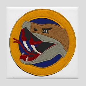 Bushmaster Patch Tile Coaster