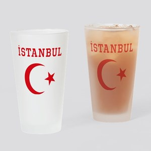 istanbul1 Drinking Glass