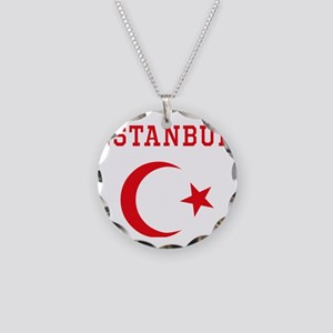 istanbul1 Necklace Circle Charm