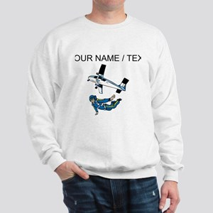 Custom Skydiver Sweatshirt