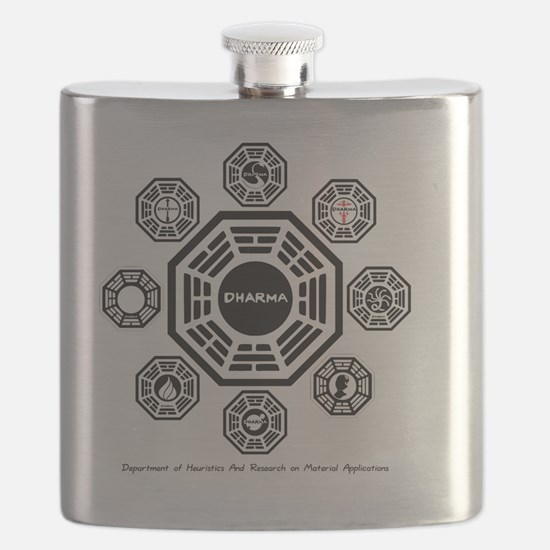 Dharma Stations Flask