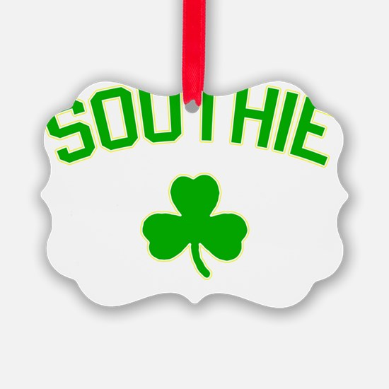 Southie-green Ornament