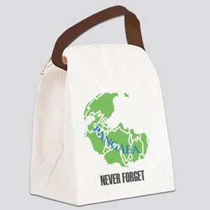 NF Pangaea-1 Canvas Lunch Bag